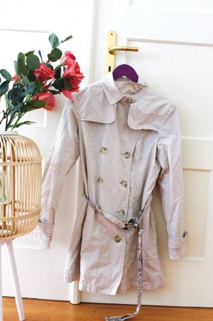 Esprit Trench Coat oatmeal