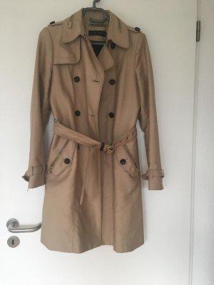 klassischer Trenchcoat (S/Zara)