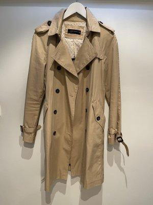 Klassischer Trenchcoat von Zara   Größe M   wie neu