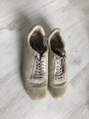 H&M Lace-Up Sneaker light grey