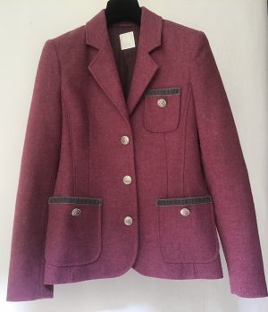 Alba Moda Klassischer Blazer multicolore laine