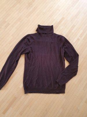 Esprit Turtleneck Sweater black viscose