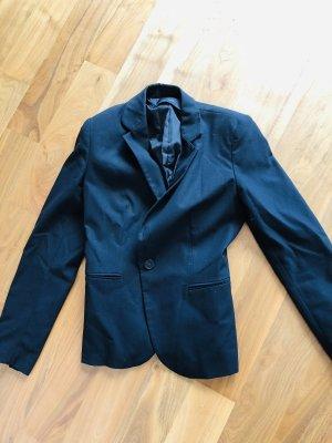 Klassischer Zara Blazer, Grösse M, schwarz