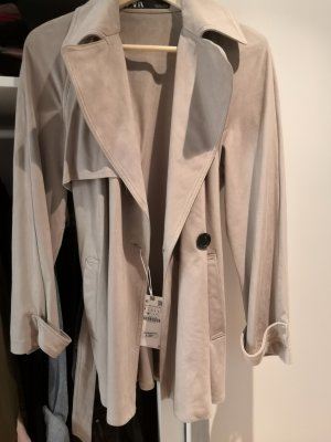 Klassischer Zara Trenchcoat in optik