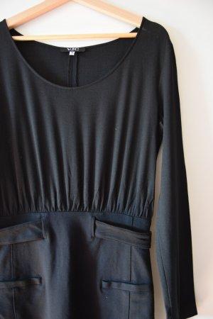 klassisches Cocktailkleid schwarz - Versace Jeans Couture