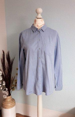 klassisches, hellblaues Hemd, Bluse von Esprit