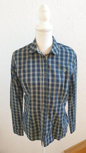 U.s. polo assn. Camicia blusa blu-verde