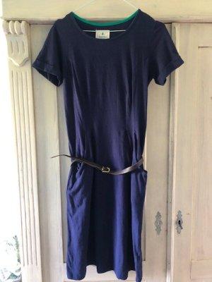 Beacan Cove Sukienka z krótkim rękawem ciemnoniebieski-niebieski