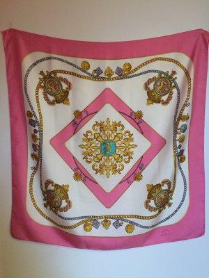 Bogner Foulard en soie blanc-rose