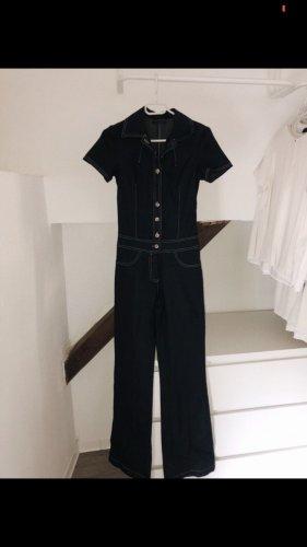 Klaus dilkrath Designer Jumpsuit Einteiler Jeans