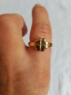 MOSCHINO Cheap & Chic Gold Ring gold-colored