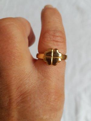 MOSCHINO Cheap & Chic Gouden ring goud