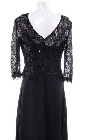 Kleemeier Hof Abendkleid schwarz Elegant