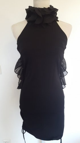 ASHWI Paris Robe en jersey noir