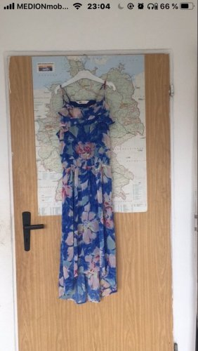 H&M Beach Dress blue