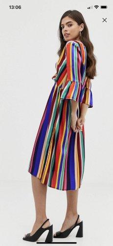 Influence Midi Dress multicolored