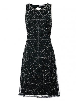 Ashley Brooke Evening Dress black