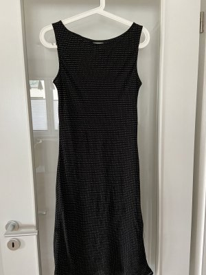 BHS Midi Dress black-white