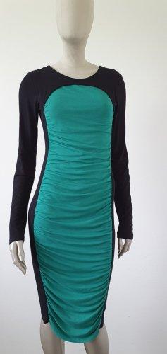 Rinascimento Stretch jurk zwart