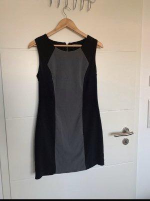 Camaieu Midi Dress black-grey