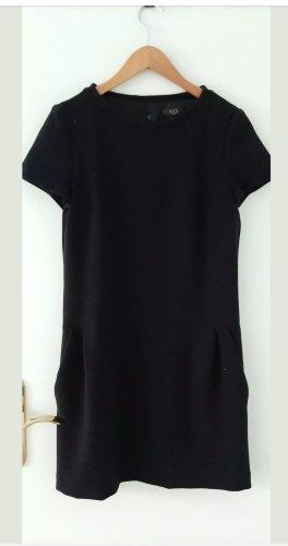 1.2.3 Paris Shortsleeve Dress black