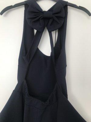 Sukienka koktajlowa ciemnoniebieski