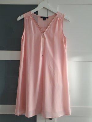 Amisu Midi-jurk rosé