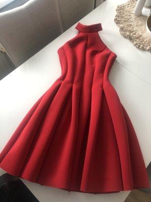 Miss Selfridge Vestido de cóctel rojo