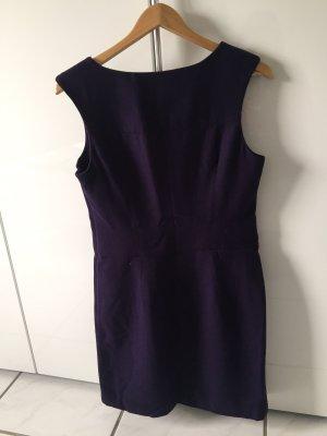 Esprit Geklede jurk donkerpaars