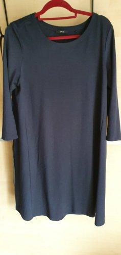 Opus Sweat Dress dark blue