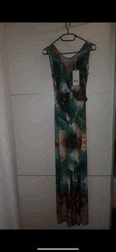 Anna Field Sukienka z krótkim rękawem leśna zieleń