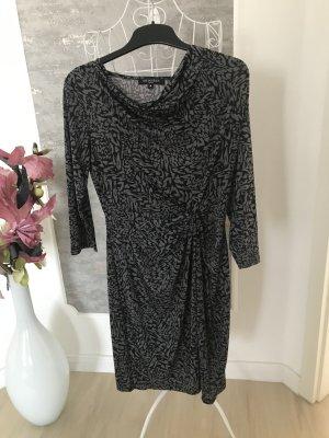Ilse jacobsen Shirt Dress black-light grey polyester