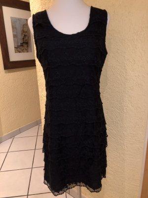 3 Suisses Koronkowa sukienka czarny