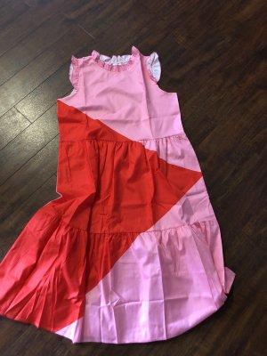 Pop Boutique Babydoll Dress red-pink