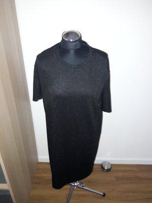 24Colours Mini-jurk zwart