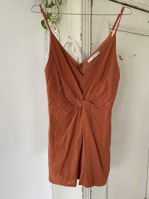 Saints Sukienka plażowa pomarańczowy-ciemny pomarańcz