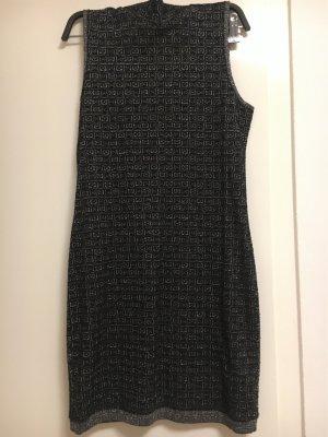 Chilli Pencil Dress black-silver-colored
