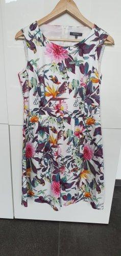 Montego Vestido línea A multicolor