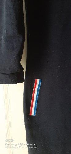 No Tabu Vestido de tela de sudadera azul oscuro