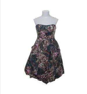 H&M Balloon Dress grey violet