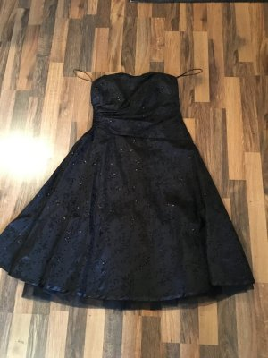 Kleid 38 schwarz sixth Sense mit Glitzer