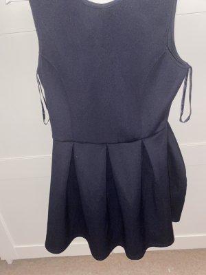 Nelly Letnia sukienka ciemnoniebieski