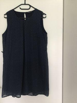 Kik Shortsleeve Dress dark blue