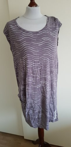 Bench Sweat Dress light grey-grey violet