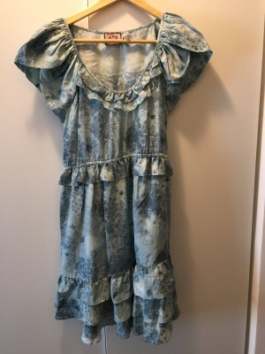 Juicy Couture Flounce Dress pale blue