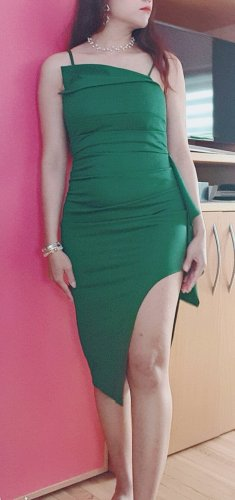 design thanh-thuy Sweat Dress forest green