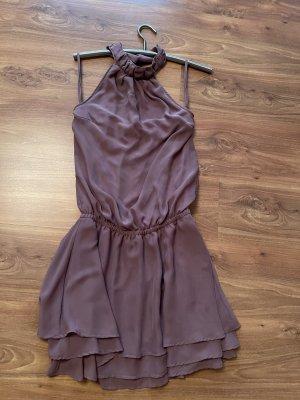 b.p.c. Bonprix Collection Halter Dress dusky pink-mauve