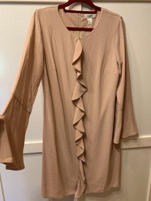 Kleid 40 nude neu