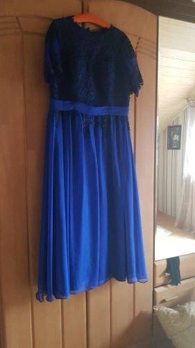 Ball Dress blue
