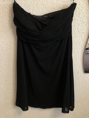 Esprit Robe mi-longue noir